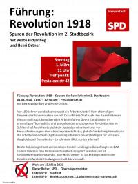 Infoblatt Revolution